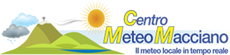 MeteoMacciano Logo Footer